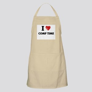 comp time Apron