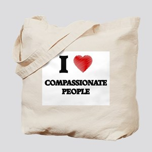 compassionate Tote Bag