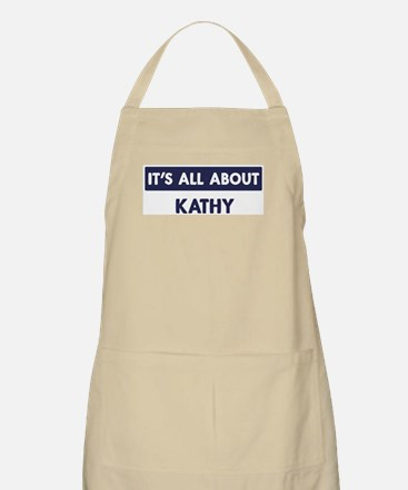 All about KATHY BBQ Apron