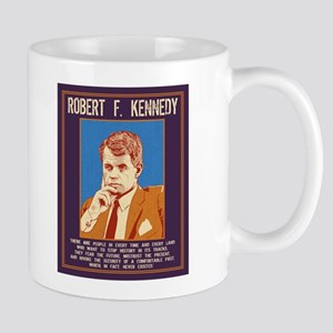 Robert Kennedy -Future 11 oz Ceramic Mug