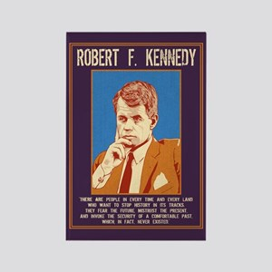 Robert Kennedy -Future Rectangle Magnet