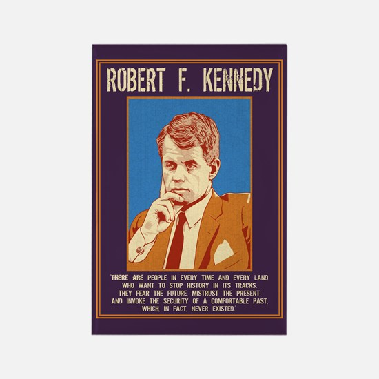 Funny Bobby kennedy Rectangle Magnet