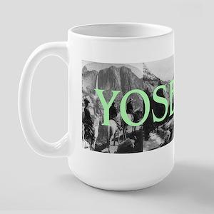 Yosemite Americasbesthist 15 oz Ceramic Large Mug