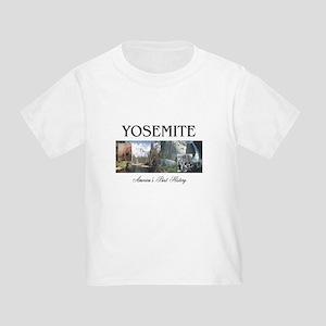 Yosemite Americasbesthistory.com Toddler T-Shirt