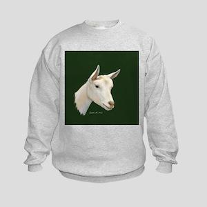 buttonsaanengrn Sweatshirt