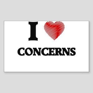 concern Sticker
