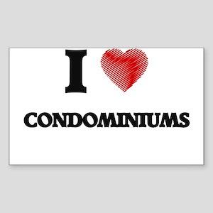 condominium Sticker