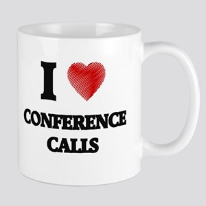 conference call Mugs