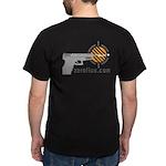 Zeroflux Tactical Logo Dark T-Shirt