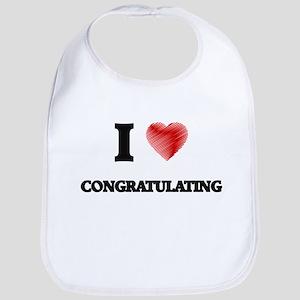 congratulate Bib