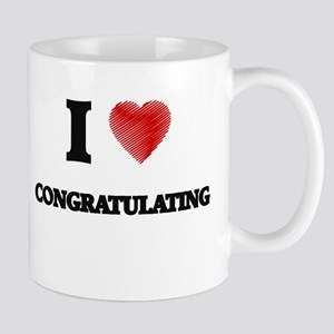 congratulate Mugs