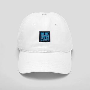 Blue Lives Matter Cap
