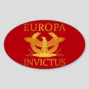 Europa Invictus Sticker