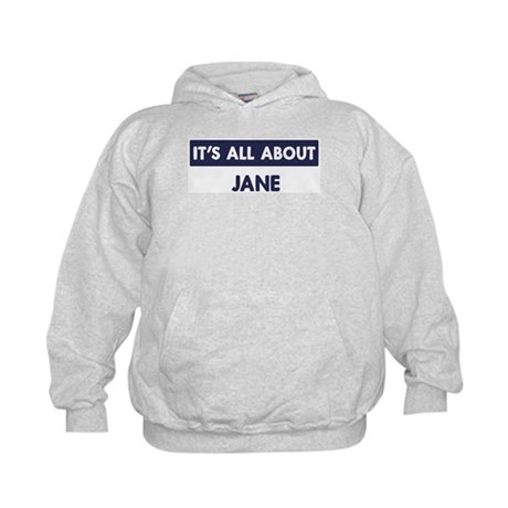 All about JANE Kids Hoodie
