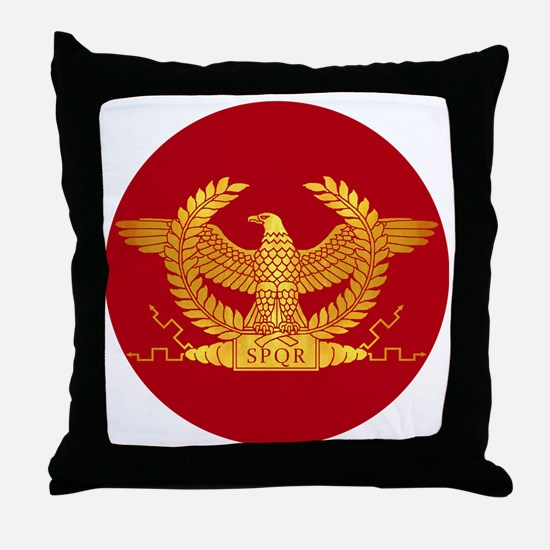 Cute Empire Throw Pillow