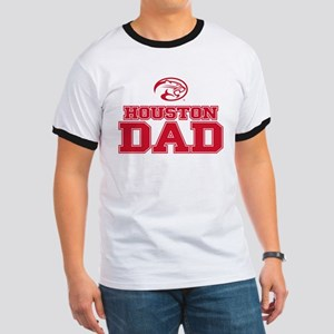 Houston Cougars Dad T-Shirt
