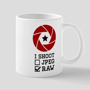 I Shoot ? - Photography Mugs