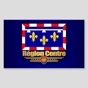 Region Centre Sticker