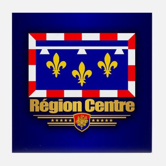 Region Centre Tile Coaster