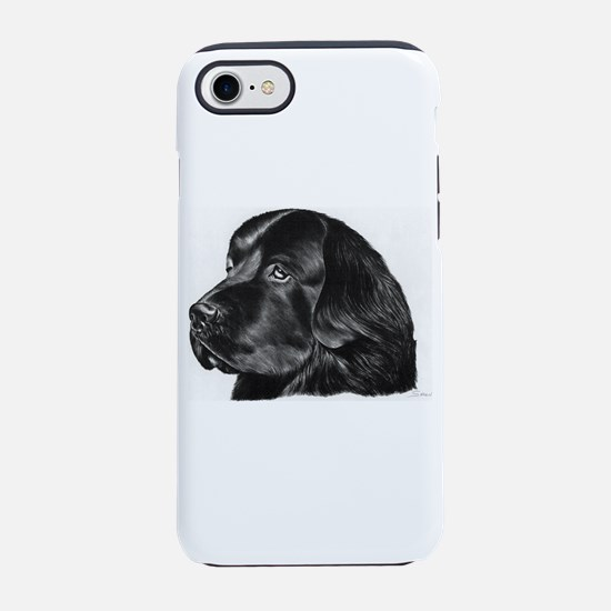 Newfoundland Dog Iphone 8/7 Tough Case
