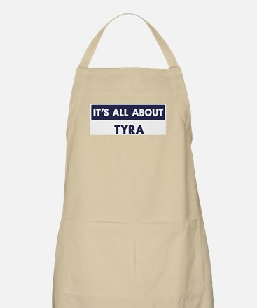 All about TYRA BBQ Apron