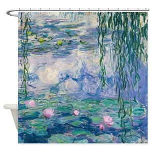 Fine Art Shower Curtains