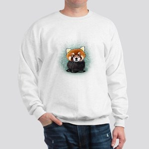 KiniArt Red Panda Sweatshirt