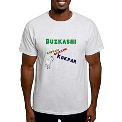 Buzkashi - Kokpar T-Shirt