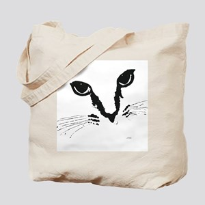 Cat Eyes 2-Sided Tote Bag