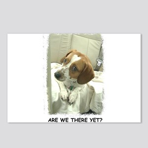 ARE WE THERE YET? Postcards (Package of 8)