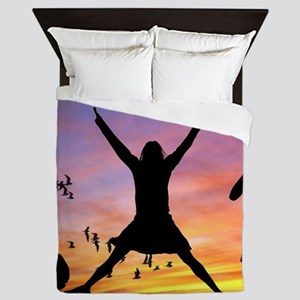 DANCE IT OUT Queen Duvet