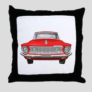 1962 Fury Throw Pillow