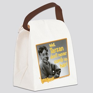 The Little Rascals: Alfalfa Canvas Lunch Bag