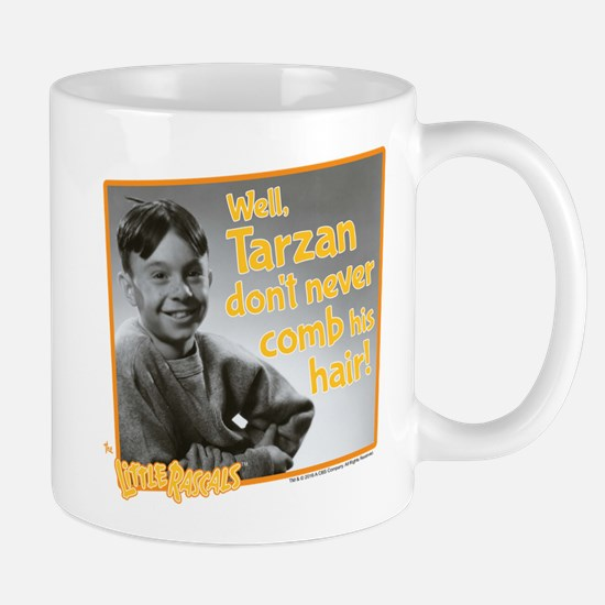 The Little Rascals: Alfalfa Mug