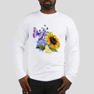 Sunflower Mix Long Sleeve T-Shirt