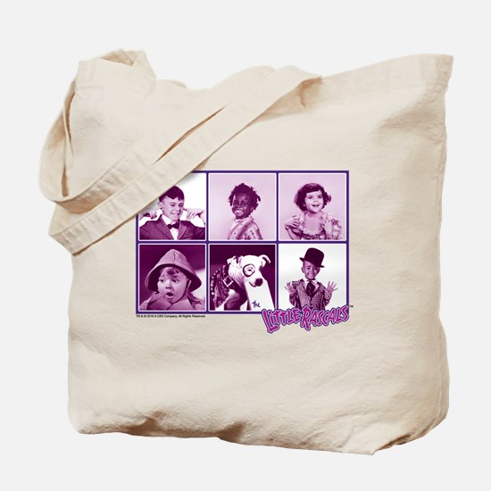 The Little Rascals Group Design Tote Bag