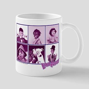 The Little Rascals Group Design Mug