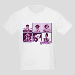 The Little Rascals Group Design Kids Light T-Shirt