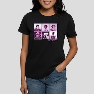 The Little Rascals Group Desi Women's Dark T-Shirt