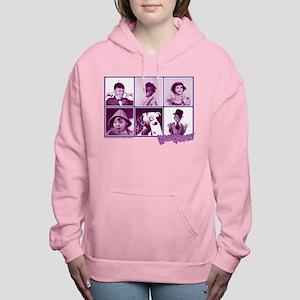 The Little Rascals Group Women's Hooded Sweatshirt