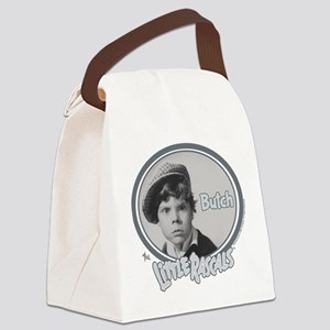 The Little Rascals Butch Design Canvas Lunch Bag