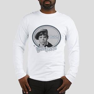 The Little Rascals Butch Desig Long Sleeve T-Shirt