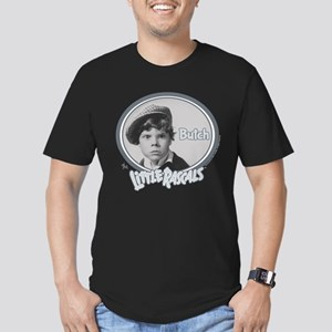 The Little Rascals But Men's Fitted T-Shirt (dark)