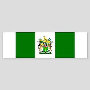 Flag of Rhodesia Bumper Sticker