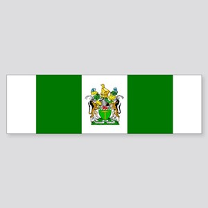 Flag of Rhodesia Bumper Sticker