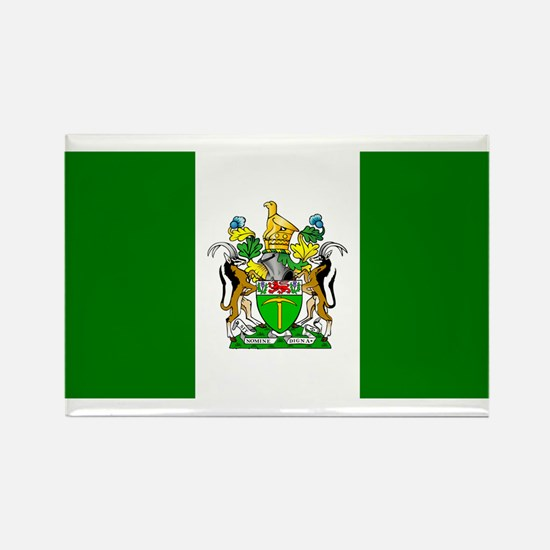 Flag of Rhodesia Magnets