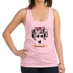 Ridding Racerback Tank Top