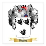 Ridding Square Car Magnet 3