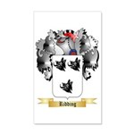 Ridding 35x21 Wall Decal