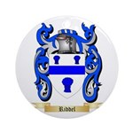 Riddel Round Ornament